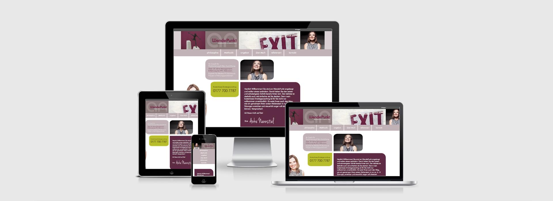 Web Design, responsive